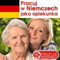 Opieka oraz pomoc domowa dla pana Jürgena, 1300 euro/miesiąc.